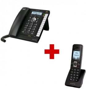 Pack Liberté: Alcatel IP301G + IP15
