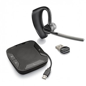 Pack Plantronics Voyager Legend UC + Calisto 610