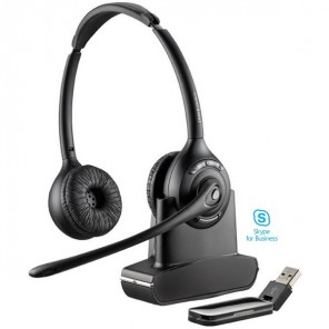 Plantronics SAVI W420 UC MS Duo