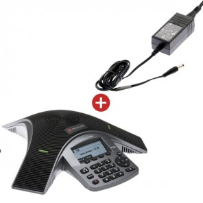 Polycom Soundstation IP 5000 + alimentation