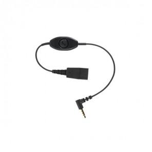 Câble Jabra pour iPhone 6/7