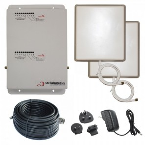Amplificateur 4G Stella Home Dual Band (800-900Mhz)