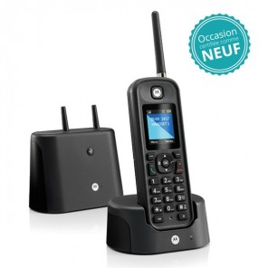 Téléphone sans fil Motorola O201 - Occasion