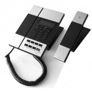 Teléfono Jacob Jensen IP60D + Combiné supplémentaire HS20D