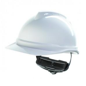 MSA V-Gard 500 Ventilé Coiffe Fas Trac III - Blanc