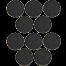 Coussinets en mousse pour Jabra Evolve 20-65