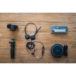 Pack de vidéoconférence Cleyver Flextool - Version filaire