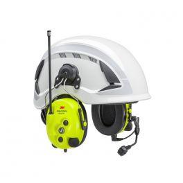 Casque Antibruit 3M Peltor Litecom Plus - Attaches casque