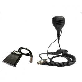Motorola PTT Grutier commande pied pour DP3441