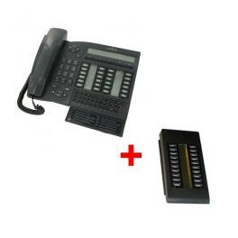 Alcatel 4035 + module d'extension 20 touches