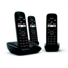 Gigaset AS690A téléphone sans fil Trio