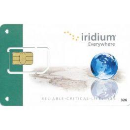 Recharge prépayée Iridium GO! - 400 minutes