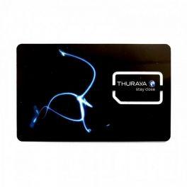 Carte SIM Prépayée Thuraya