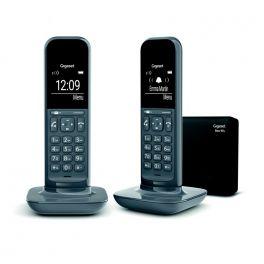 Gigaset CL-390A DUO Téléphone sans fil DECT