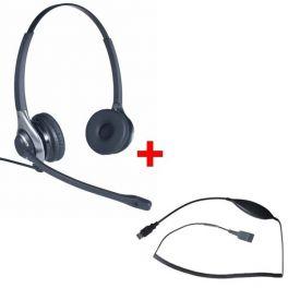 Pack Cleyver - HC45 QD Duo + Cleyver - USB70