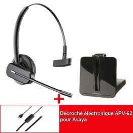 Pack Plantronics CS540 pour Avaya