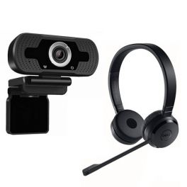 Pack Dell - Pro UC 150 + Webcam USB HD