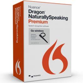 Dragon Naturally Speaking Wireless PRO