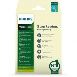 Philips DVT 2805 Logiciel de transcription