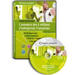 France Prospect 300 000 e-mail Septembre 2019