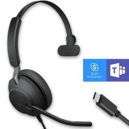 Jabra GN - Evolve2 40 USB-C MS Mono