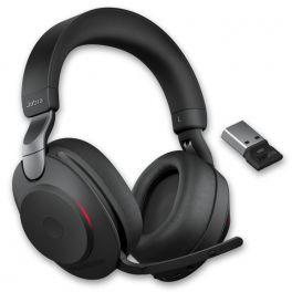 Jabra Evolve2 85USB-A UC Duo Noir