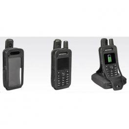 Motorola Étui en cuir souple pour SL4000