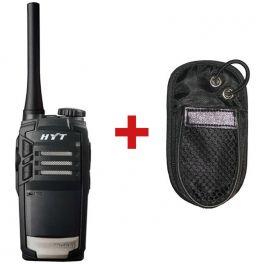 HYT TC-320 + housse de protection en nylon