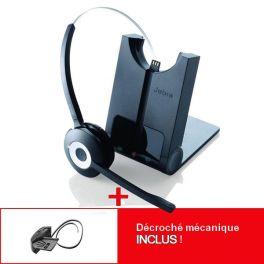 Pack Jabra PRO 920 + Levier de décrochage GN1000