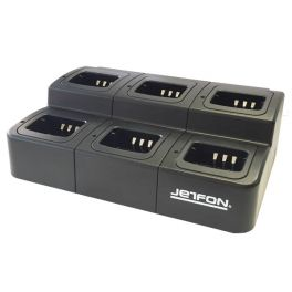 Jetfon - Chargeur 6 positions pour Kenwood