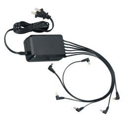 Chargeur multiple avec alimentation pour Kenwood PKT-23