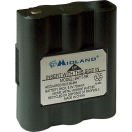 Batterie de rechange Midland G7 et Atlantic