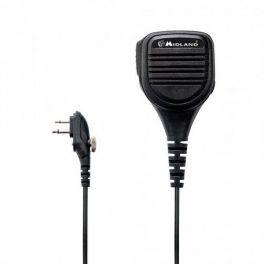 Micro haut-parleur pro déporté sur épaule