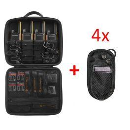 Pack Motorola ex Quad + 4 Housses