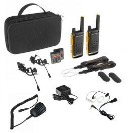 Motorola - Pack T80 Extreme Sécurité PLUS
