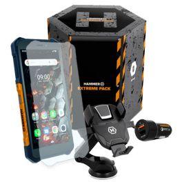 Hammer - Extreme Pack Iron 3 Noir et Orange
