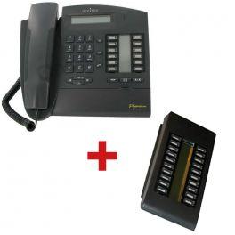 Alcatel 4020 + module d'extension 20 touches