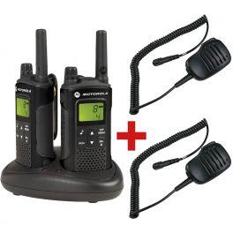 Pack Motorola XT 180 + 2 micros déportés