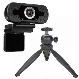Webcam Cleyver USB + Trépied de table