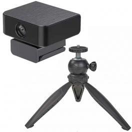 Cleyver Move Webcam + Trépied de table