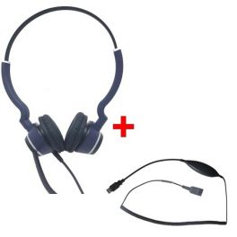 Pack Cleyver - HC25 QD Duo + Cleyver - USB70