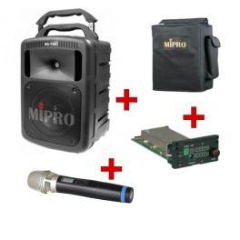 Offre anniversaire : Système de sonorisation complet Mipro