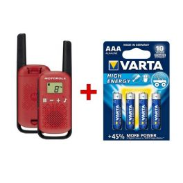 Motorola TLKR T42 + Piles