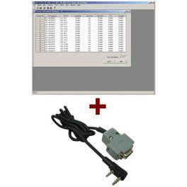 Kit de programmation pour Kenwood 3301