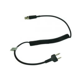 3M Peltor Flex FL6U-31: câble pour ICOM et Midland