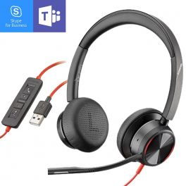 Poly - Blackwire 8225 USB-A MS