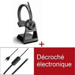 Pack Plantronics Savi 7210 Office Mono pour téléphone Siemens