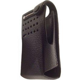 Housse en cuir pour Motorola DP2400