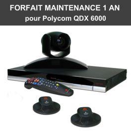 Forfait maintenance Premier 1 an - QDX 6000