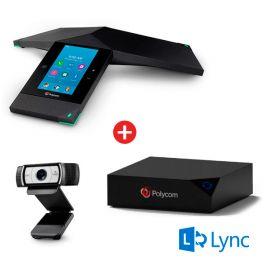 Realpresence Trio 8800 - Pack collaboration Lync et Office 365